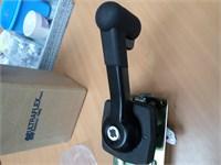 Ultraflex inbouw schakel/gas unit €165,-