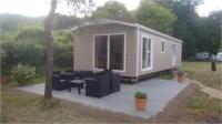 Vakantie in Duitsland, chalets en caravans op Camping Nahetal te huur!